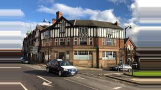 Primary Photo of 2-4 Moorland Road, Burslem, Stoke-on-Trent, Staffordshire, ST6 1DQ