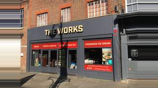 Primary Photo of The Works, 11 High Street, High Wycombe, Buckinghamshire, HP11