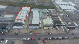 Primary Photo of Units 2A, 2B, 3, 4 & 5, Radiant House, 28-30 Fowler Road, Hainault Business Park, Hainault, Essex, IG6 3UT