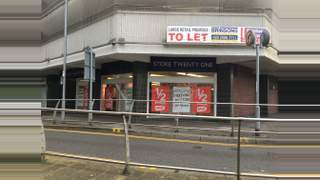 Primary Photo of Ebbw Vale Shopping Centre, Unit 1, Market Street, Ebbw Vale, NP23 6HP