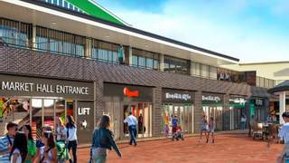 Primary Photo of Redevelopment Brochure, Charter Walk Shopping Centre, Burnley, BB11 1AE