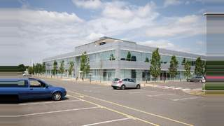 Primary Photo of Grange Road Business Park, Christchurch