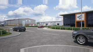 Primary Photo of Plot 2, Broadhelm Business Park, Pocklington, York, YO42 1AD