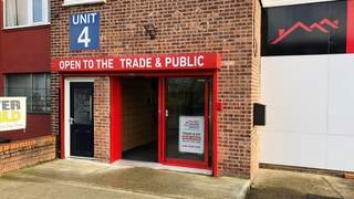 Primary Photo of Unit 4 Roman Ridge Industrial Estate Roman Ridge Road Sheffield S9 1GB
