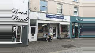 Primary Photo of Westwood Frame Carpets, 57 Church St, Falmouth TR11 3DS