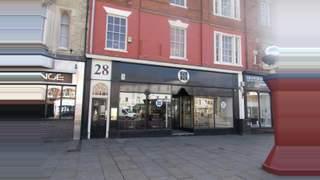 Primary Photo of The Former Ra Ra Bar, 28 Market Place, Lincolnshire, NG31 6LR