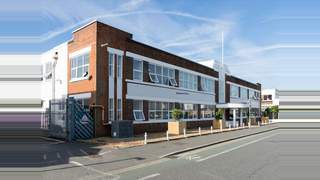 Primary Photo of Lombard Business Park, 8 Lombard Road, Wimbledon