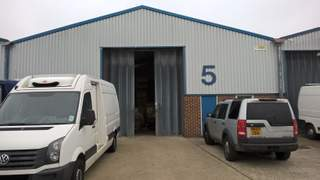 Primary Photo of Northern Grainstore Ford Airfield Industrial Estate, Ford, Arundel BN18 0HY