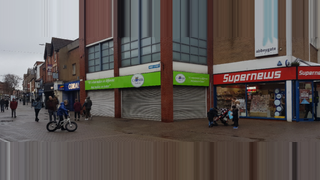 Shops, retail units to rent in Nuneaton - Realla
