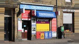 Primary Photo of Crown Licensed Convenience Store & Post Office, Kingsmills Road, Inverness, IV2 3JT