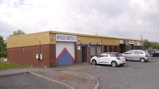 Primary Photo of Units 3 & 10, Carberry Place, Mitchelston Industrial Estate, Kirkcaldy, Fife, KY1 3NQ