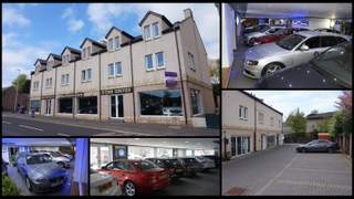 Primary Photo of 2 - 4 Maule Street, Monifieth Cars, Maule Street, Dundee - DD5 4JN