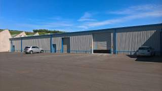 Primary Photo of REFURBISHED COMMERCIAL UNIT - Units 1A and 1B Gibson Buildings, Riverside Business park, Selkirk, TD7 5EQ