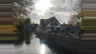 Primary Photo of The Boathouse, Mill Stream Approach, Castle Street, Salisbury, SP1 3TA