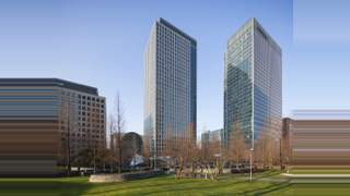 Primary Photo of 40 Bank St, Canary Wharf, London E14 5NR