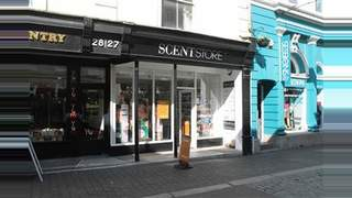 Primary Photo of Independent Fragrance Outlet, 27, Church Street, Falmouth