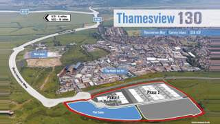 Primary Photo of Plot 1 And Plot 2-3, Thamesview 130, Roscommon Way, Canvey Island, SS8 0SF