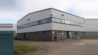 Primary Photo of 58 Whittle Road, Portway West Business Park, Andover, SP10 3FB