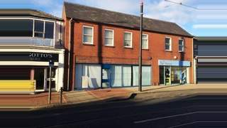 Primary Photo of 134 Lord Street, Fleetwood, FY7 6LH