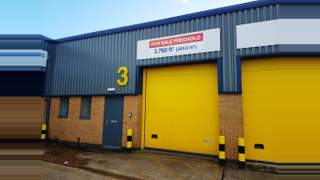 Primary Photo of Unit 3 Chantry Park, Cowley Road, Nuffield Industrial Estate, Poole, BH17