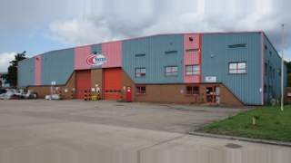 Primary Photo of Units 5-7, Menasha Way, Queensway Industrial Estate, Scunthorpe, North Lincolnshire DN16 3RT
