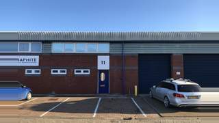 Primary Photo of 27, The Vale Industrial Centre, Southern Road, Aylesbury HP19 9EW