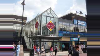 Primary Photo of The Park Place Shopping Centre, Walsall, WS1 1NP
