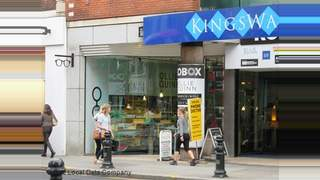 Primary Photo of King's Walk Shopping Mall, 122 King's Road, London, SW3 4TR