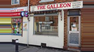 Primary Photo of Galleon Fish Bar