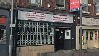 Primary Photo of Ground Floor Retail Unit, Victoria Square, Worksop, Nottinghamshire, S80 1DX