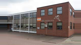 Primary Photo of Suite 3, 1 Northern Way, Northern Way Industrial Estate, Bury St Edmunds, Suffolk, IP32 6NH
