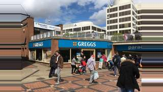 Primary Photo of Parade Shopping Centre 9 Fleming Way, The Parade Swindon Wiltshire, SN1 1BF