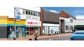 Primary Photo of 67 High St, Brownhills, Walsall WS8 6HJ