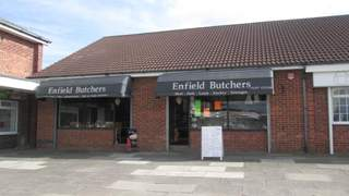 Primary Photo of Carver Commercial > Enfield Shopping Centre, Guisborough, Cleveland