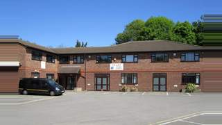 Primary Photo of 1st Floor SU5 Lansbury Business Estate, Lower Guildford Road, Knaphill, Woking, Surrey, GU21 2EP