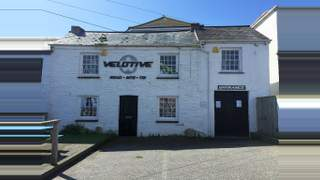 Primary Photo of Velotive, 6 Alma Place, Newquay, Cornwall TR7 1NF