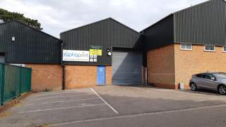 Primary Photo of Unit 4, Challenge Way, Colchester, Essex, CO1 2LY
