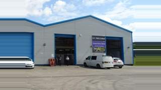 Primary Photo of Single Warehouse Unit Felinfach