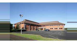 Primary Photo of Wheatfield Way, Hinckley, Leicestershire, LE10 1YG