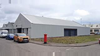 Primary Photo of Burns Road, Chapelhall Industrial Estate, Chapelhall ML6 8QH