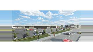 Primary Photo of Great Eastern Way Retail Park Great Eastern Way, Rotherham South Yorkshire, S62 6JD