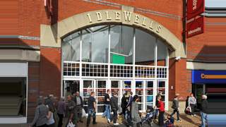 Primary Photo of Idlewells Shopping Centre, Sutton-in-Ashfield NG17 1BP