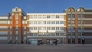Primary Photo of 192-198 Vauxhall Bridge Road, Westminster, London SW1V 1DX
