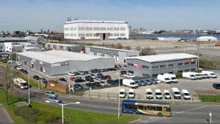 Primary Photo of Various Units Available, Commerce Park, New Chester Road, Birkenhead, Merseyside, CH41 9BW