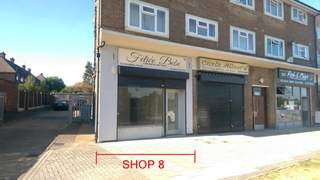 Primary Photo of 8 Hacton Parade, Central Drive, Hornchurch, Essex, London, RM12