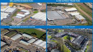 Primary Photo of The Arc Portfolio, Four Multi-Let Industrial Estates in Aberdeen and Greater Glasgow with Asset Management Potential