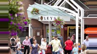 Primary Photo of Hale Leys Shopping Centre - Aylesbury