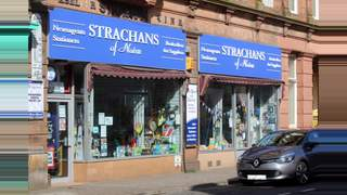 Primary Photo of Strachan's Newsagents, 18 High St, Nairn, IV12 4BJ