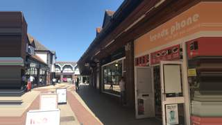 Primary Photo of Unit 5, Frederick Place Quedam Shopping Centre, Ivel Square, Yeovil, BA20 1EY