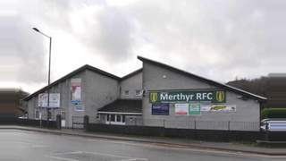 Primary Photo of Merthyr RFC, The Clubhouse, Dynevor Street, Merthyr Tydfil, CF48 1BA